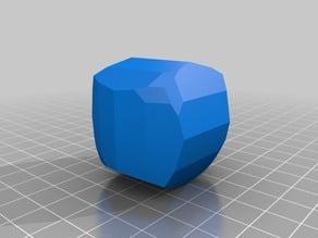 Pyritohedron {104} Pyritohedron {102} Tetartohedron {214}