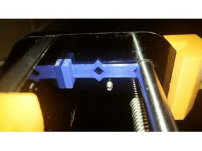 Parametric Rod Brace Customizable