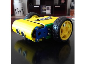 PlanoBot Educational Robot