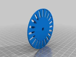 PASCO Two-step Pulley for Rotary Motion Sensor