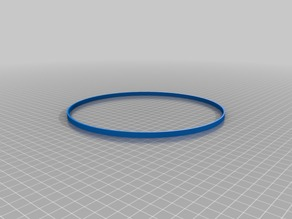 GT2 timing belt - 200mm diameter