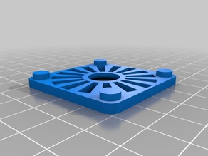 40mm Cover Fan for basic Creality