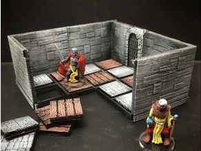 ZDungeon (experimental dungeon tiles)
