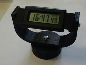 Gimbal clock