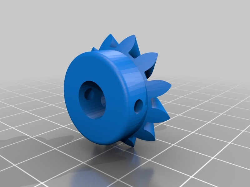 Coaxial Gearbox for RC applications by jagdpantherx - Thingiverse
