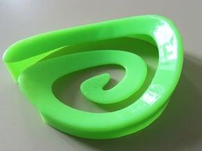 Spiral Soap Holder