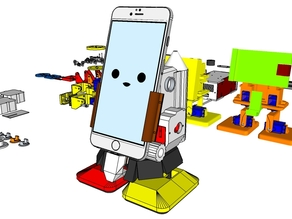 MobBob V2 Remix - Smart Phone Controlled Robot