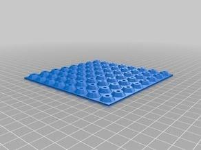 3D Light Cube 8x8x8 Jig