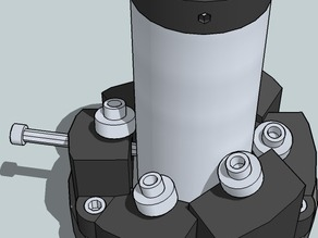 Helical Crayford Focuser for Newtonian Telescope