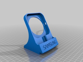 Samsung Galaxy S6 Phone & Wireless Charger Holder