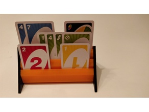 Play card holder