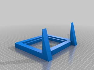Picture Frame with Optional Stand