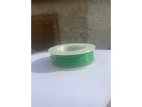 Mini Bobine pour échantillon de filament (10-20m max)