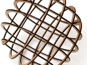 Flatpack Sphere