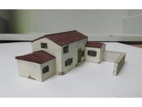 Mediterranean style House