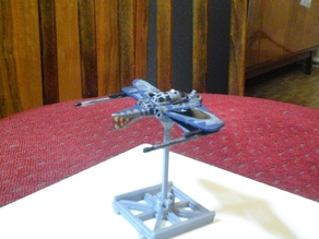 Star Wars Arc Fighter Remix 1/270 - Work in progress