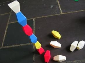Brancusi Endless Column Lego-compatible Playset