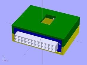 Power Switch ATX24 Adapter Case