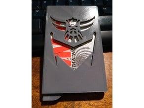 Grendizer (goldrake, goldorak) card wallet remix