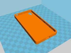 Sony Xperia X Performance Flex-Case
