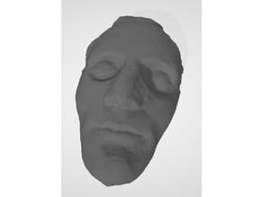 Hyrum Smith's Death Mask