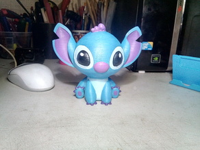Stitch (One Piece Print)