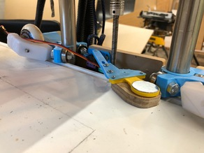 LowRider CNC V2 X and Dual Y Endstops and Z probe