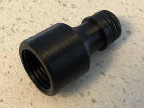 "Gardena Quick Adapter X Female 1/2"" NPT"