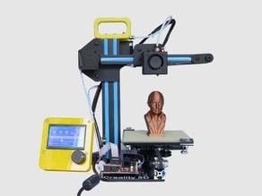 CR7 printer parts & docs