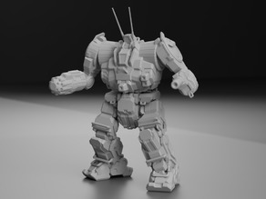 ZEU-5T Zeus for Battletech
