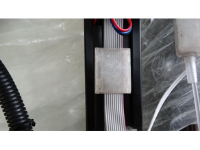 LCD Ribbon Cable Clip