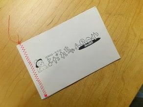 yodare -chan's free workbook