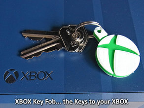 XBOX Key Fob