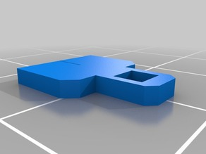 Cube 3 Printer Wiper Blade