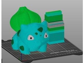 Bulbasaur HD MMU multi colori