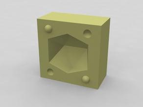 PolyChocolate | Icosahedron V.02