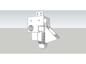 E3D V6 - Wanhao D5S Adapter