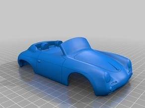 Porsche 356 94mm Wheelbase.