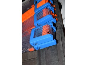 Nerf Magazine (Clip) Carrier - Molle Compatible.