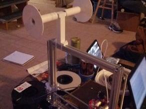 3d printer dual filament support