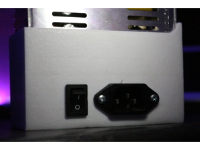 POWER SUPLY HIDE POWER SWITCH