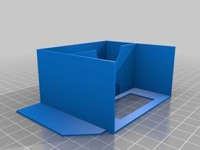 XCOM Board Game Box Organizer