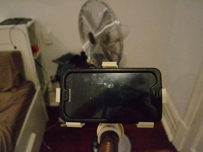Bagpipe Phone Mount (Galaxy S4)