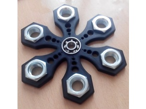 XXL Spinner