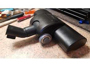 Genesis Hydrovac Plus - Turbo brush Wheel