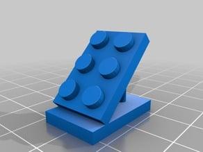 Lego skos 45* and 30* (slant)