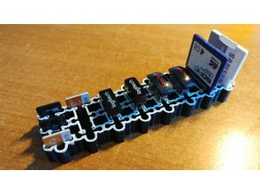 USB - SD - Micro SD - Holder