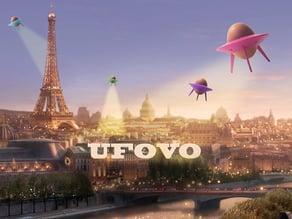 UFOVO #CountertopChallenge