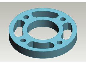 Wheel Spacer - PCD: 4x114.3 Width: 20mm