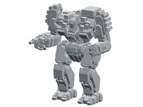 MWO Battlemaster 10mm N scale